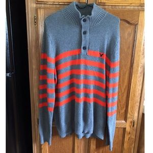 NWT American Eagle Athletic Fit Sweater Size XL